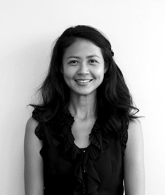 Headshot portrait of Thitima