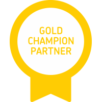 Xero Gold Champion Partner Badge
